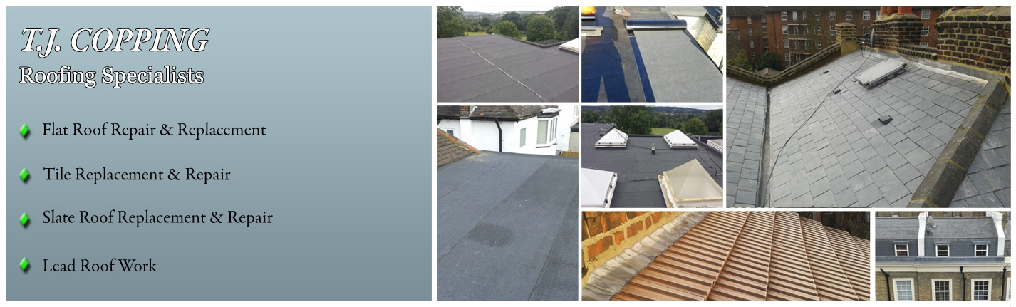 T. J. Copping Ltd Roofing Specialists