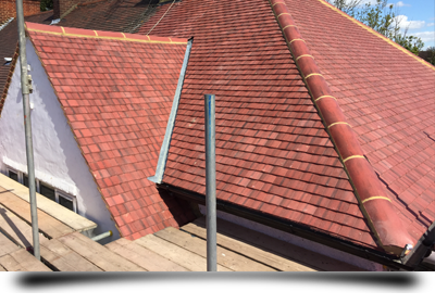Extensive Experience With Hundreds Of Types Of Tiled Roofs